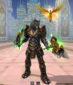 Master's Heavy Armor Neverfall
