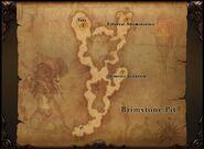 Brimstone Pit Map