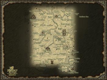 Genesis World Map