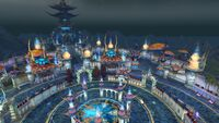 City of Raging Tides