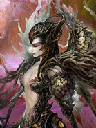 Mistress of Night War Avatar