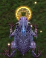 Bling Frog