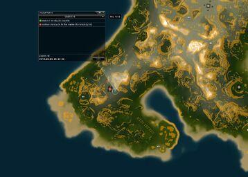 Obelisk III Map