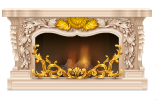 File:Marble rococo fireplace.png