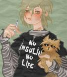 File:No insulin no life logo.jpg