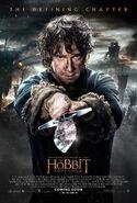 TBOTFA Bilbo Poster