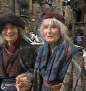 Dinah Priestley, Dorothy-Anne Bonner