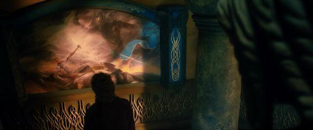 File:Portrait of Isildur and Sauron.jpg