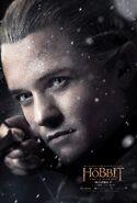 TBOTFA Legolas Poster