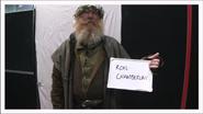 Ron Chamberlali costume shot