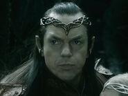 Hugo Weaving as Elrond BOTFA