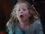 Amelia Taylor as Cute Young Hobbit 2