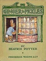 200px-The Tale of Ginger and Pickles first edition cover