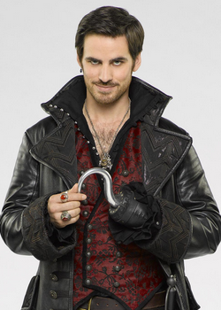 Captain Hook (Once Upon a Time) | Peter Pan Wiki | FANDOM ...