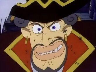 Captain Hook (Peter Pan no Bouken)