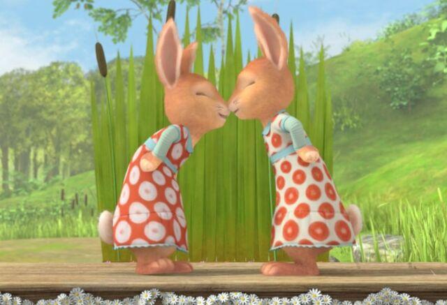 File:Mospy-And-Flospy-Rabbit-Sister-Nose-Kiss-Cute-Image.jpg