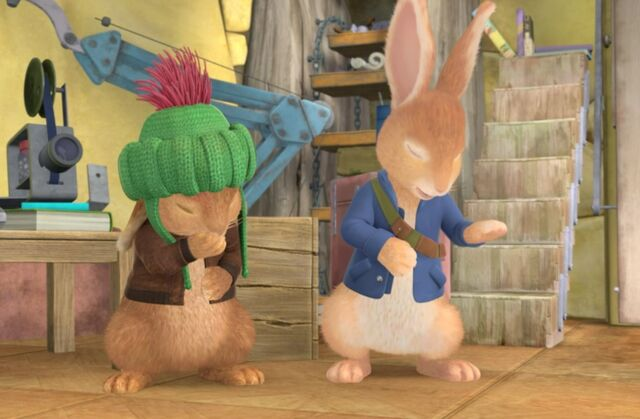 File:Peter-Rabbit-And-Benjamin-Bunny-Laughing-Together-Image.jpg