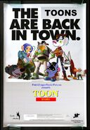 Toon Story (Pete'sDragonRockz Style) Poster