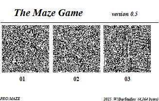 Maze Picture