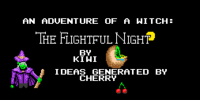 Adventure of a Witch: The Flightful Night