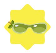 Citrus Cocktail Boy Goggles