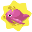 Pink Monster Fish