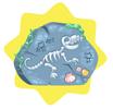 Dinosaur skeleton 7