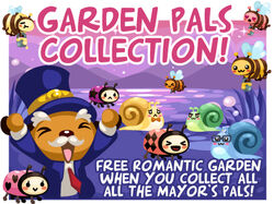 Garden pals collection