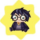 Wizard Prodigy Plushie