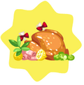 Festive Turkey