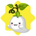 G homegrown cute moody ghost