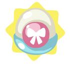 Easter egg mystery egg
