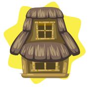 Free-gifts-jungle-hut-decor