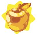 Homegrown Golden Apple