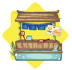 Net-a-fish stall