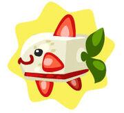 Strawberry Shortcake Fish