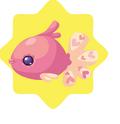 Love elementfish