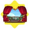 Red queen castle balcony