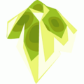 Green crystal fruit
