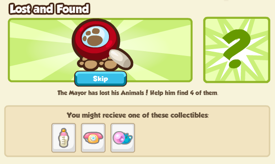 Step 1 - Lost And Found