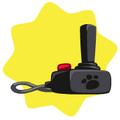 Retro Videogame Joystick