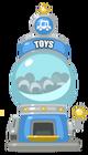 Toys mystery egg machine
