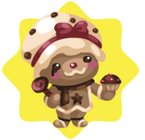 Greedy Gingerbread Pet