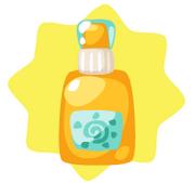 Suntan oil