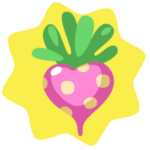 Below average homegrown sweetheart root