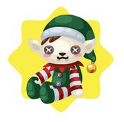 Evil Elf Plushie