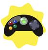 Galaxy2000 game controller