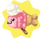 Strawberry Icecreamfish
