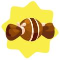 Double chocolate truffle