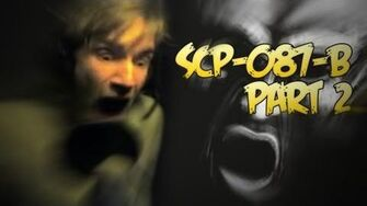 DONT WATCH! ; ; SCP-087-B (update) - Part 2 - Download Link
